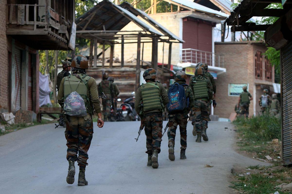Civilian injured in Khag shooting: police