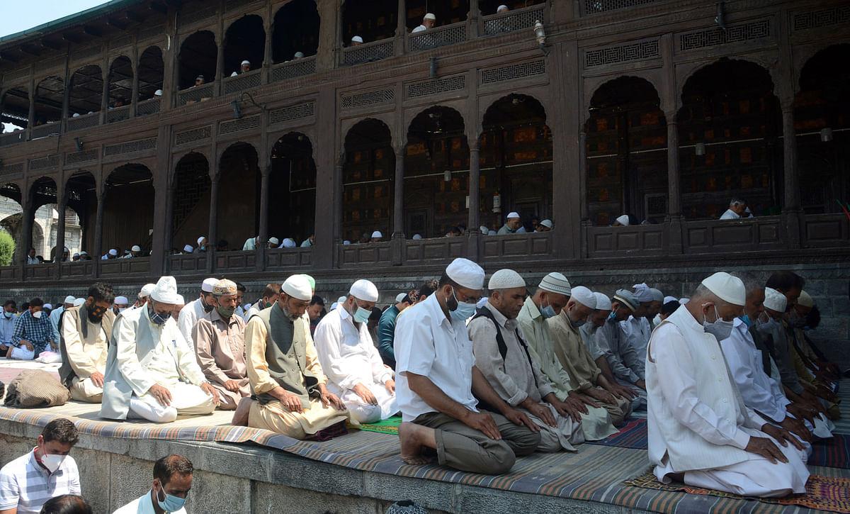 Urs of Shah-e-Hamdan (RA) concludes
