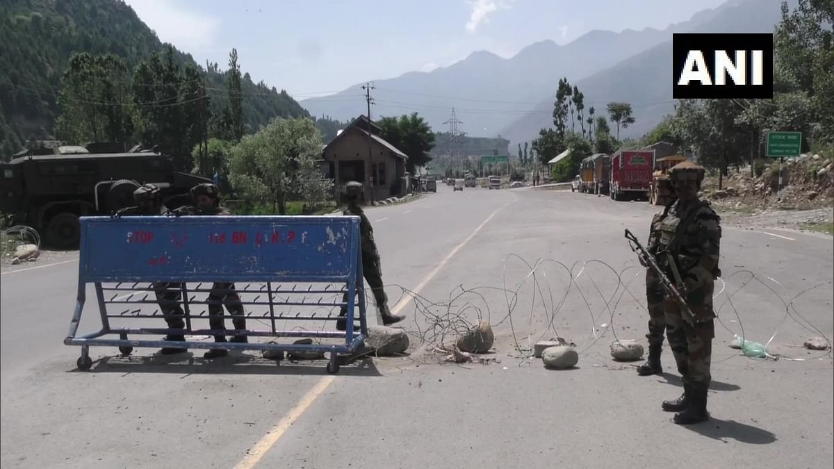 Riflewomen deployed at checkpoints 'to bridge gap' between forces and locals in Ganderbal