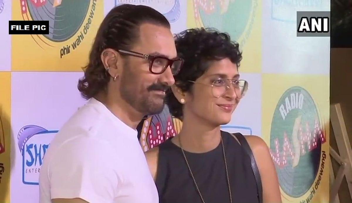 Aamir Khan, Kiran Rao to get divorced