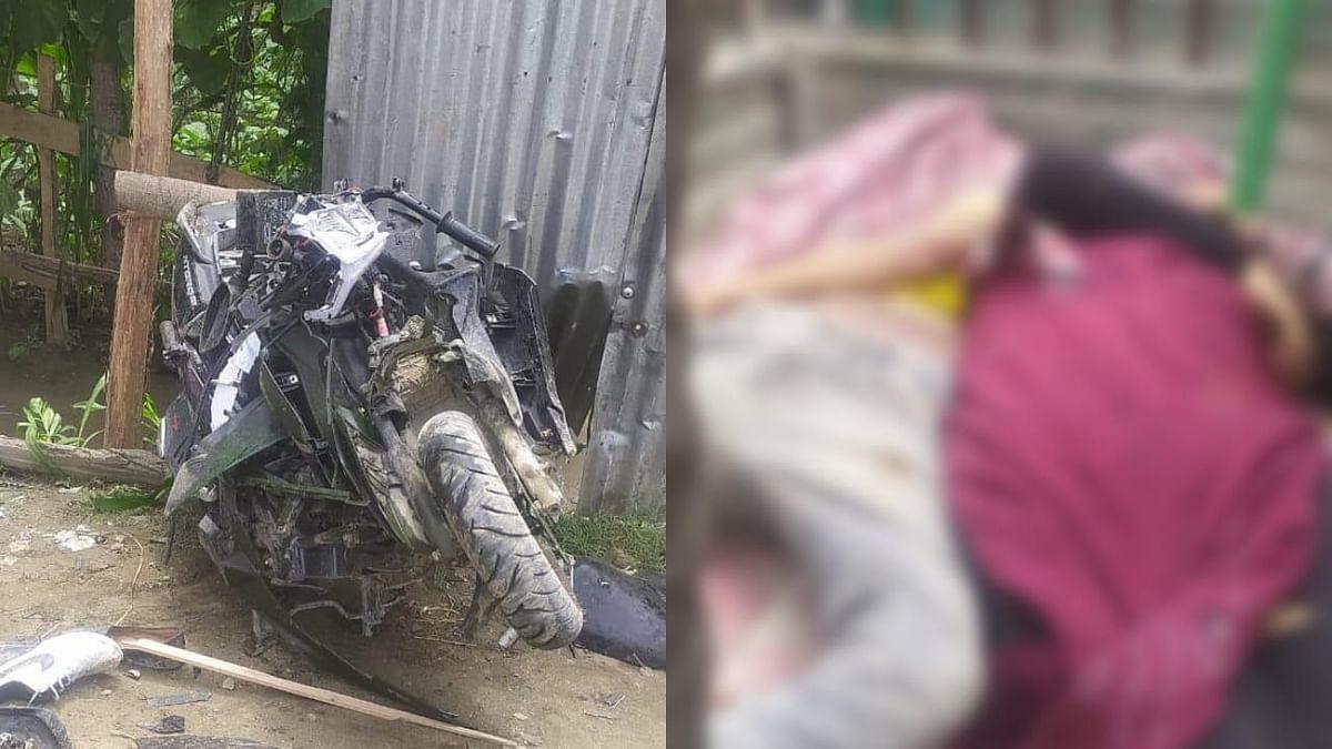 Three dead in scooty-car collision in Panzinara on Srinagar outskirts