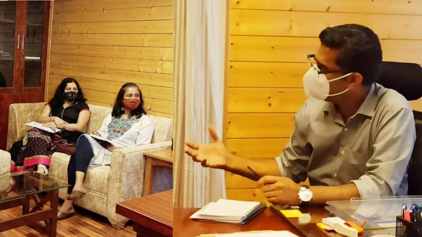 Mission Youth J&K to partner with Wipro Foundation for youth engagement, livelihood initiatives