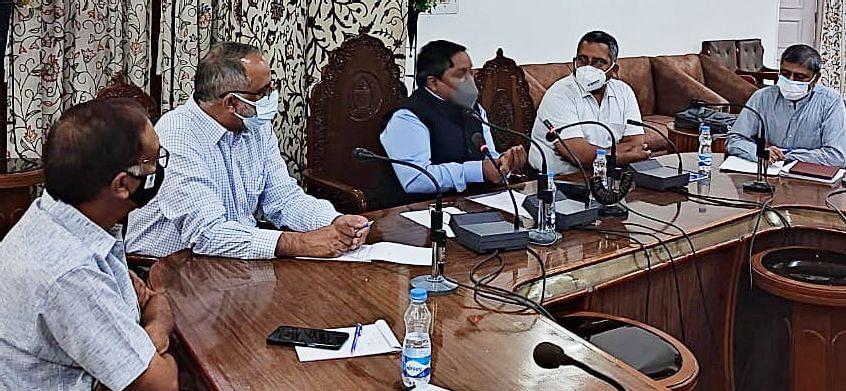 TPO Kashmir signs MoU with  WRI-India on urban development  of Srinagar Metropolitan Area