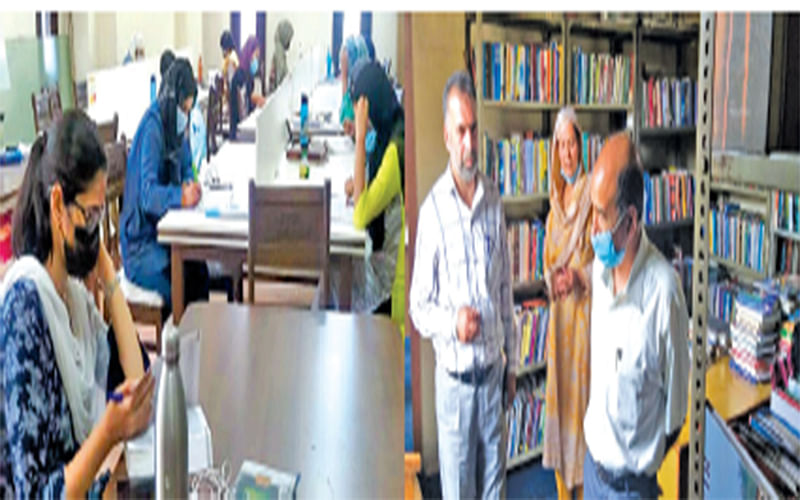 Transforming J&K's Public Libraries | Reading Zone to be established at Habba Kadal