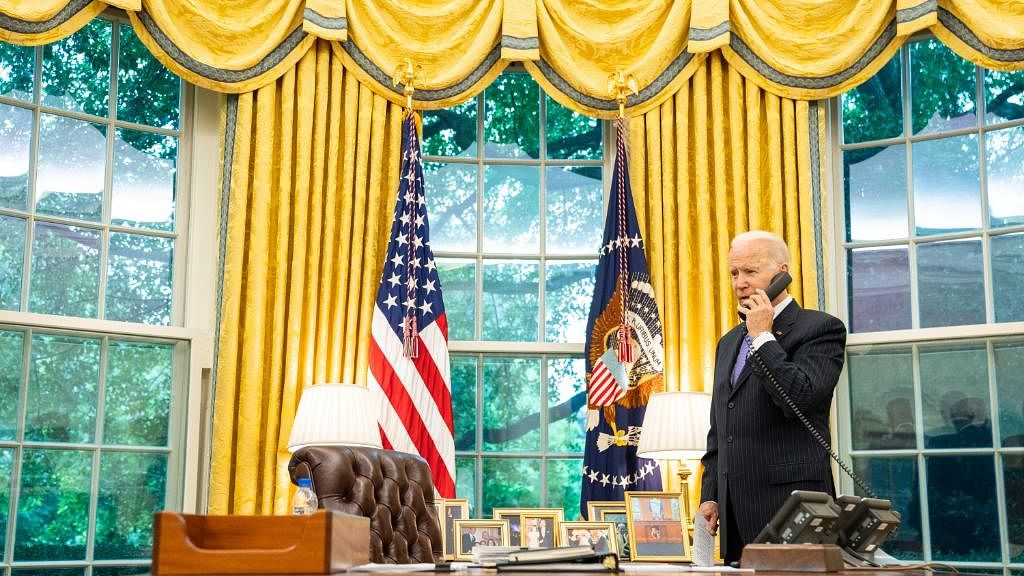 FB is 'killing people' with COVID misinformation: Biden