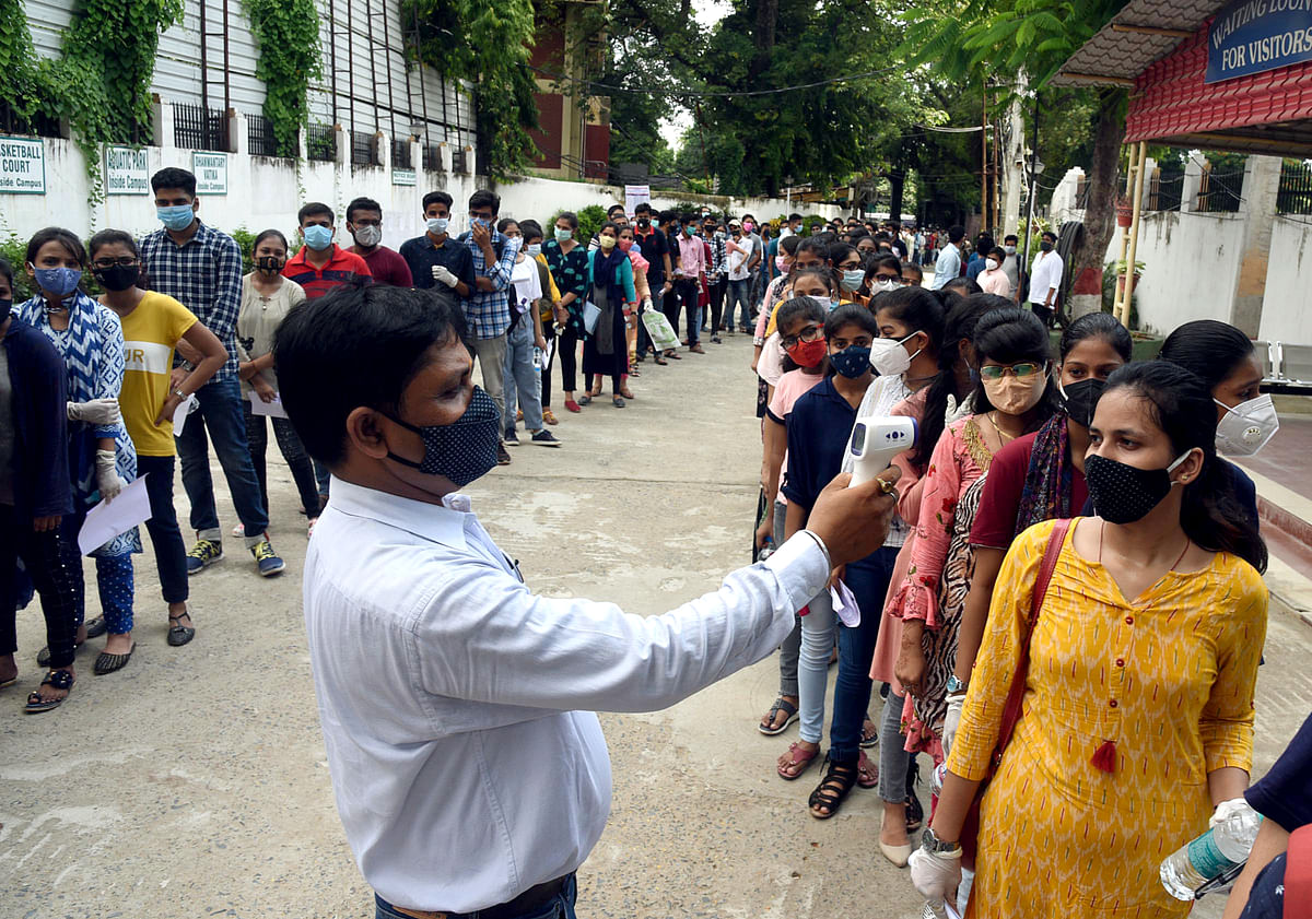 India reports 39,742 new COVID-19 cases, 535 fresh fatalities