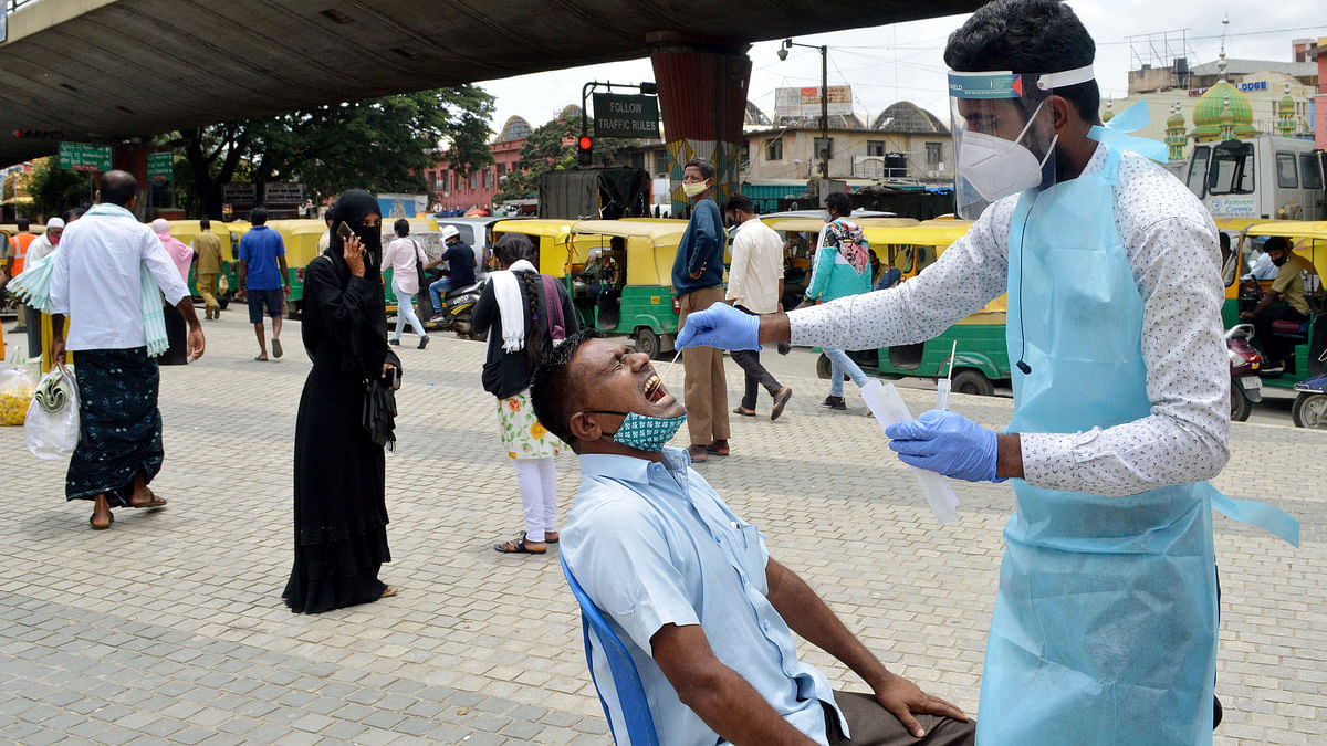 India logs 18,987 fresh COVID cases, 246 new deaths