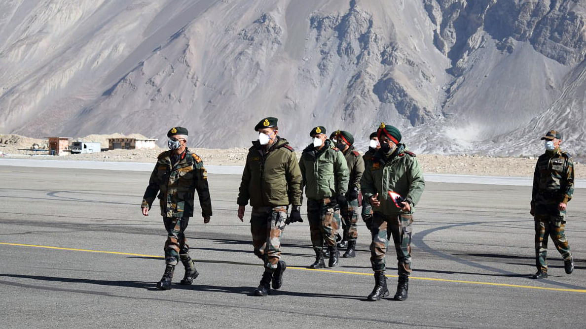 Top Army commanders to review India's security challenges, situation along LAC