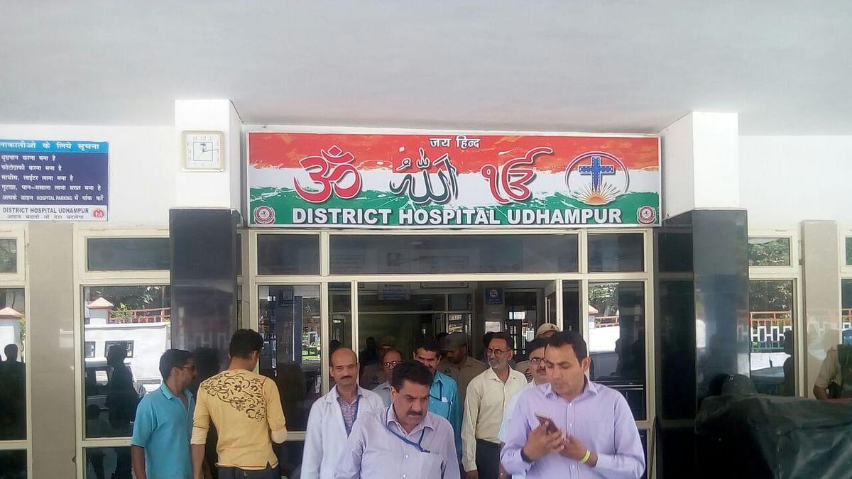 DH Udhampur bags top position among dist hospitals as J&K govt announces Kayakalp Awards-2020-21