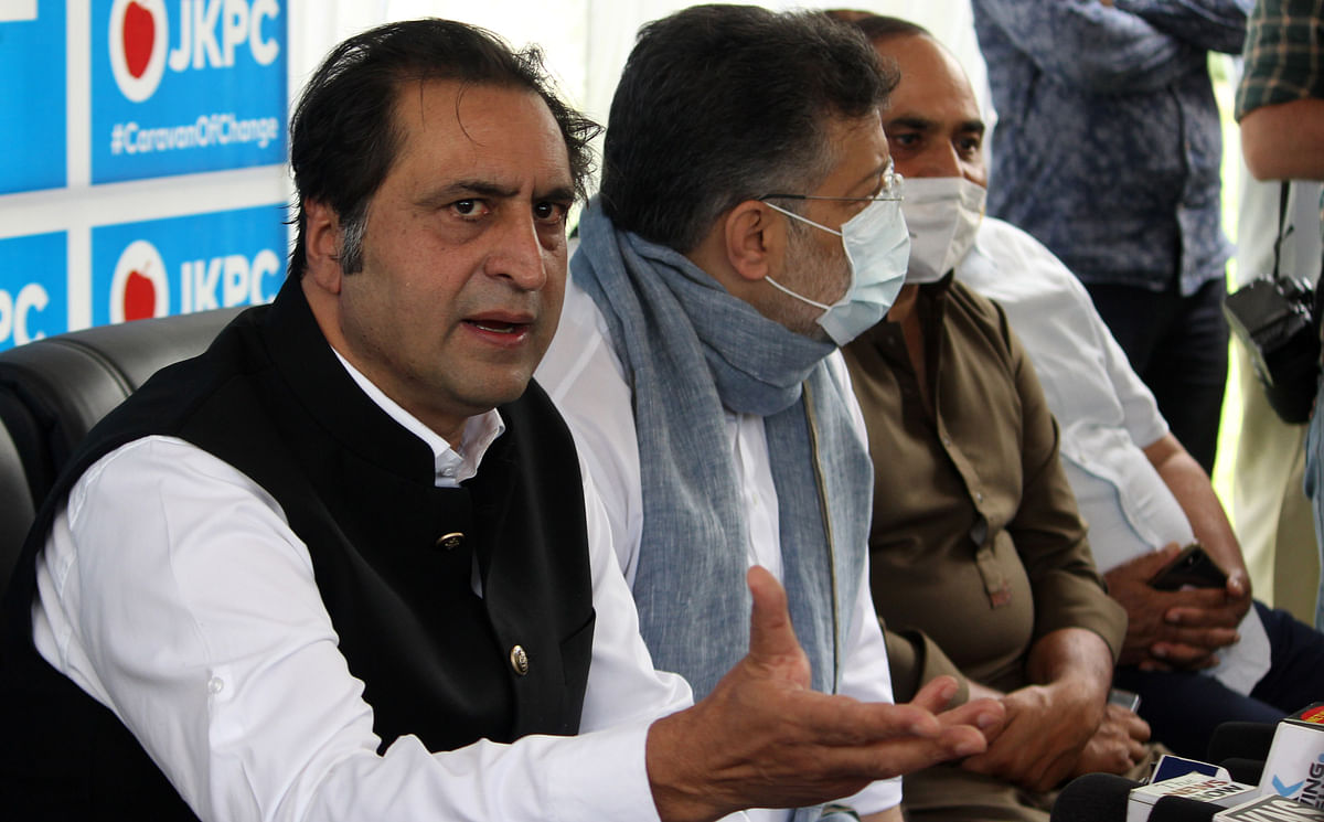 We have to create enabling environment for Delhi to deliver in J&K: Sajad Lone