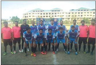 Anantnag Knockout Tourney  Ali Jana FC beat Al-Etihad FC