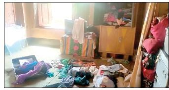 Burglary incidents increase in Tral