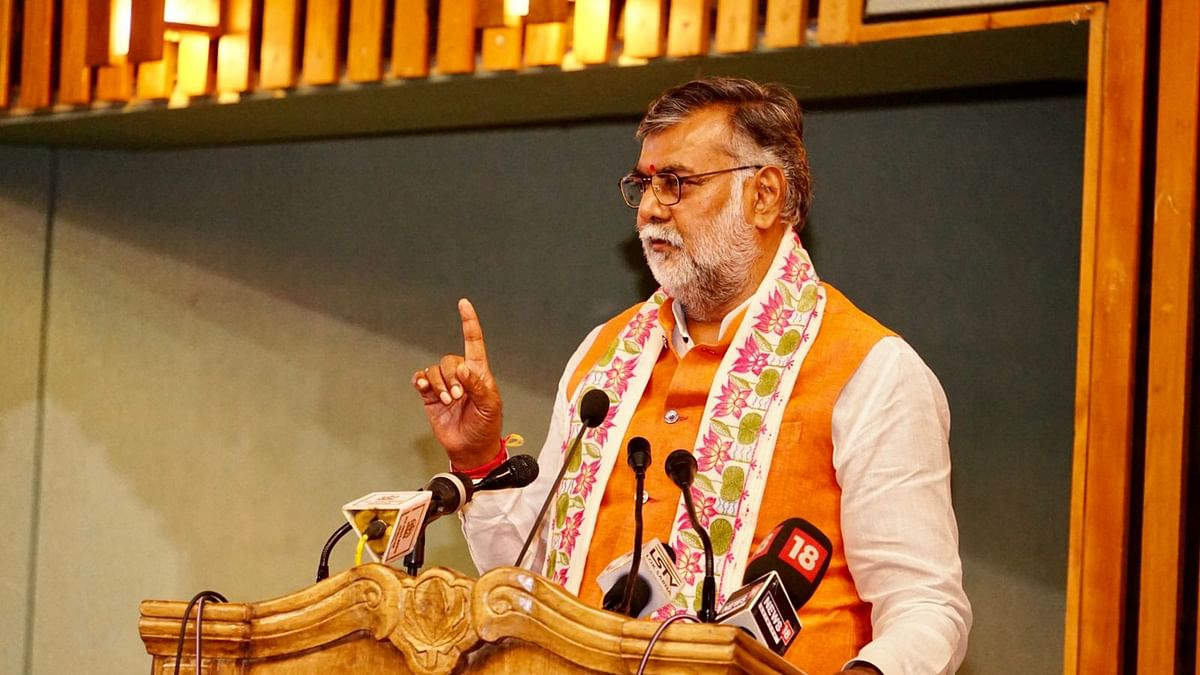 Centre committed to providing all basic amenities to people: Minister Patel