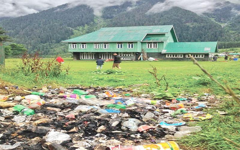 Pahalgam: The Plastic Paradise