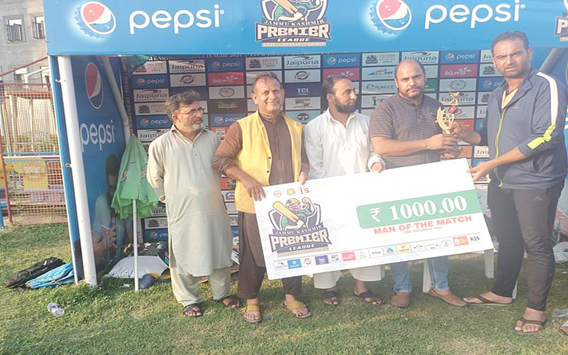 Jammu and Kashmir Premier League T20 tournament   Birch Blasters Burzahama, Emm Sons City Hunks emerge winners