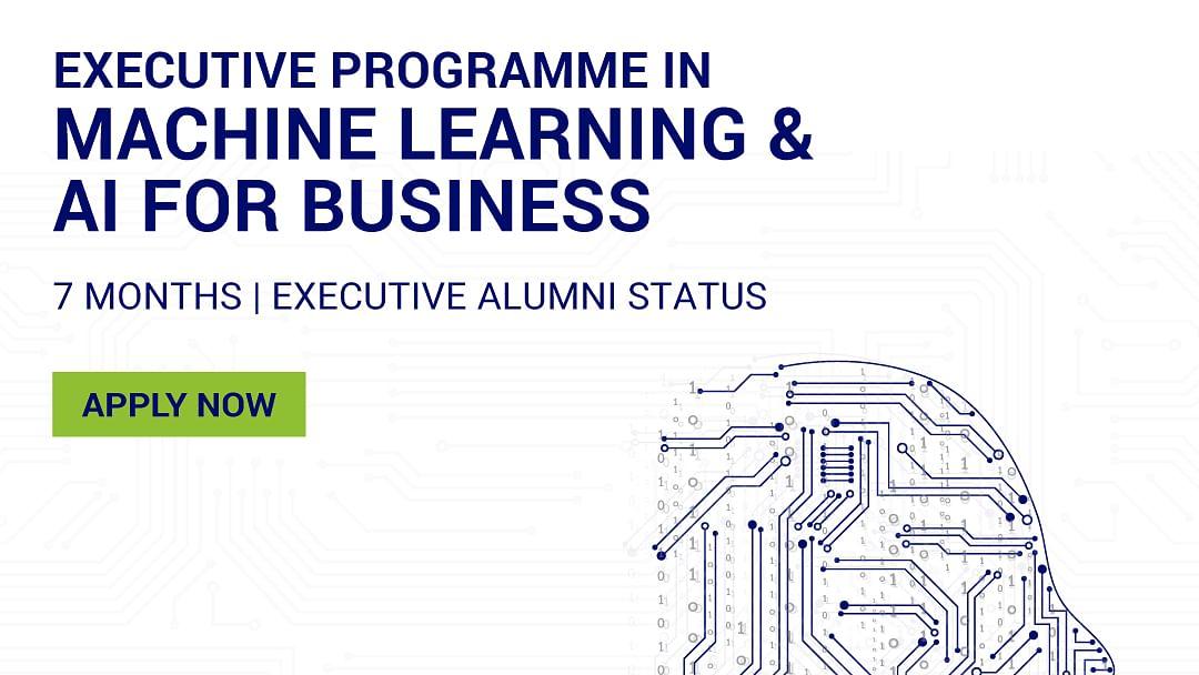 IIM Jammu – Executive Programme in Machine Learning & AI for Business