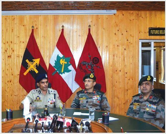 3 JeM militants killed in Tral forests