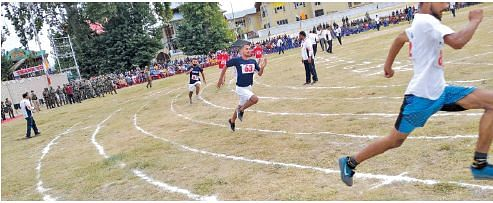 South Kashmir sports festival concludes
