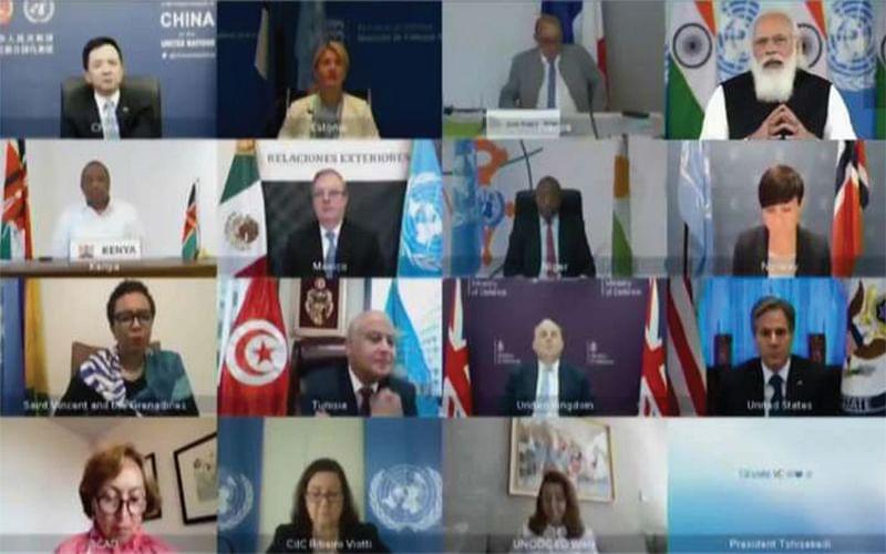 Maritime Security: Emerging Global Concern