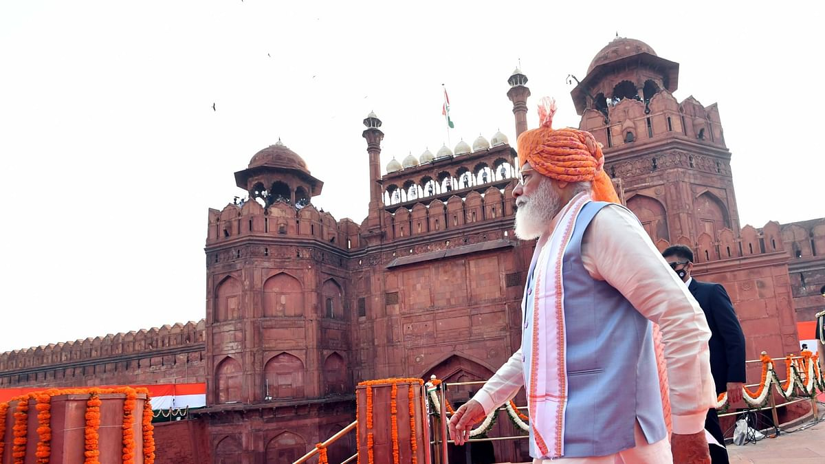 On PM Modi's 71st B'day, wishes pour in