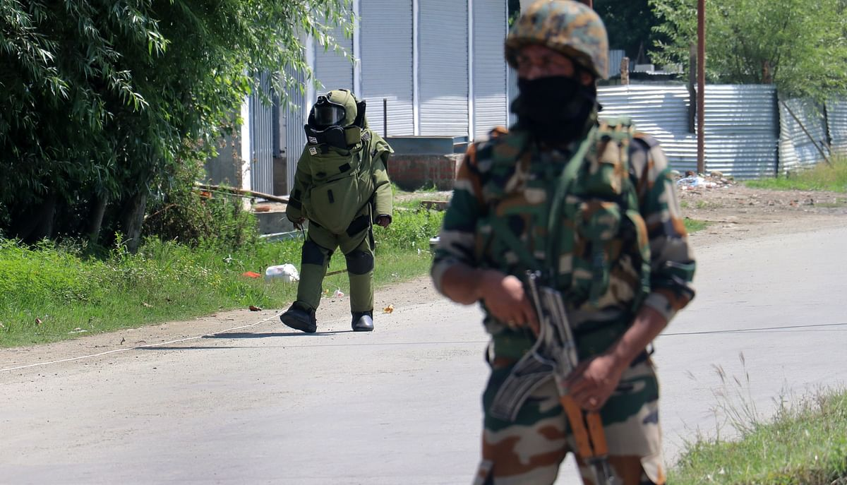 IED defused in north Kashmir's Baramulla