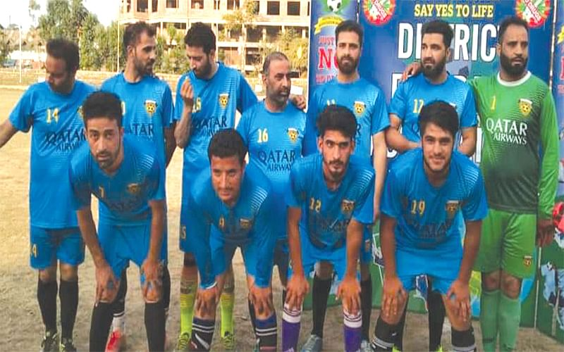 Anantnag Knockout Championship | In a tie-breaker, Islamabad FC defeat United FC