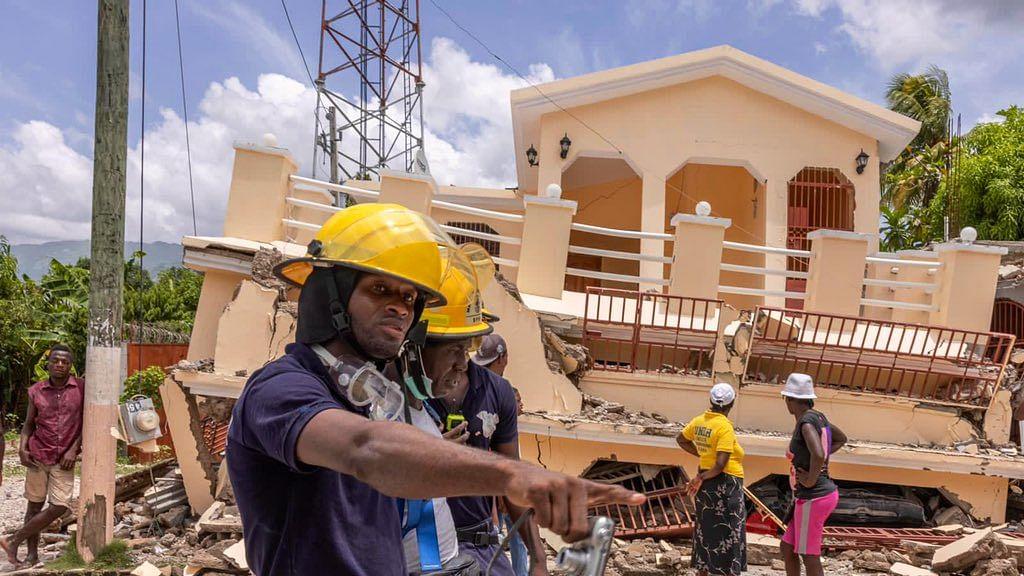 Haiti quake toll reaches 2,207