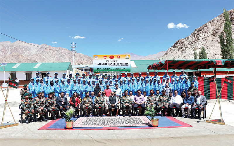 55 students selected for coaching