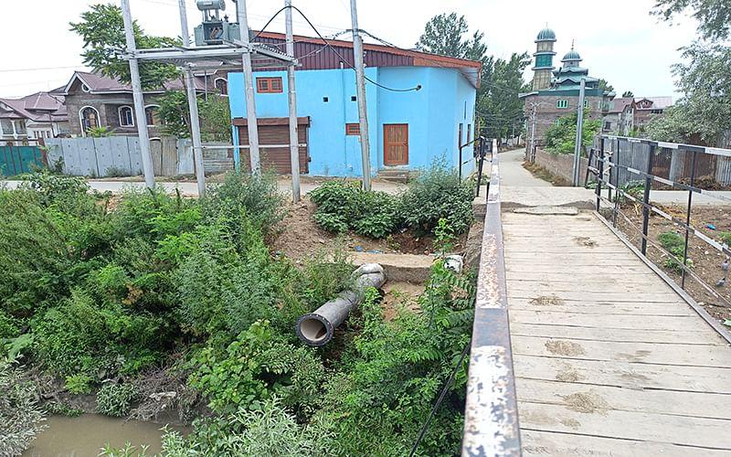 SMC converting Doodh Ganga into a drain