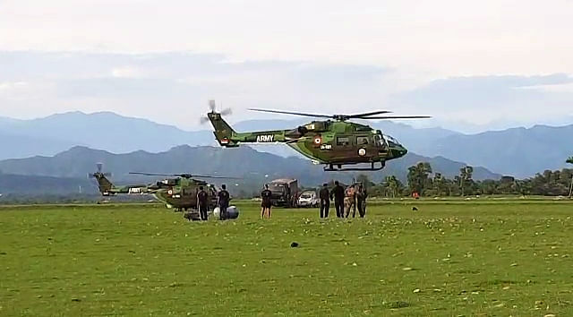 Search for missing pilots intensified: Army