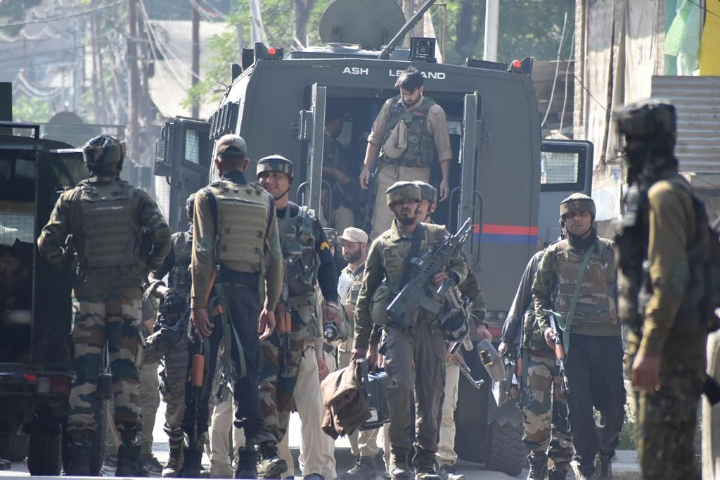 Khrew gunfight: One slain militant identified, was part of Hizb's 'hit squad', say police