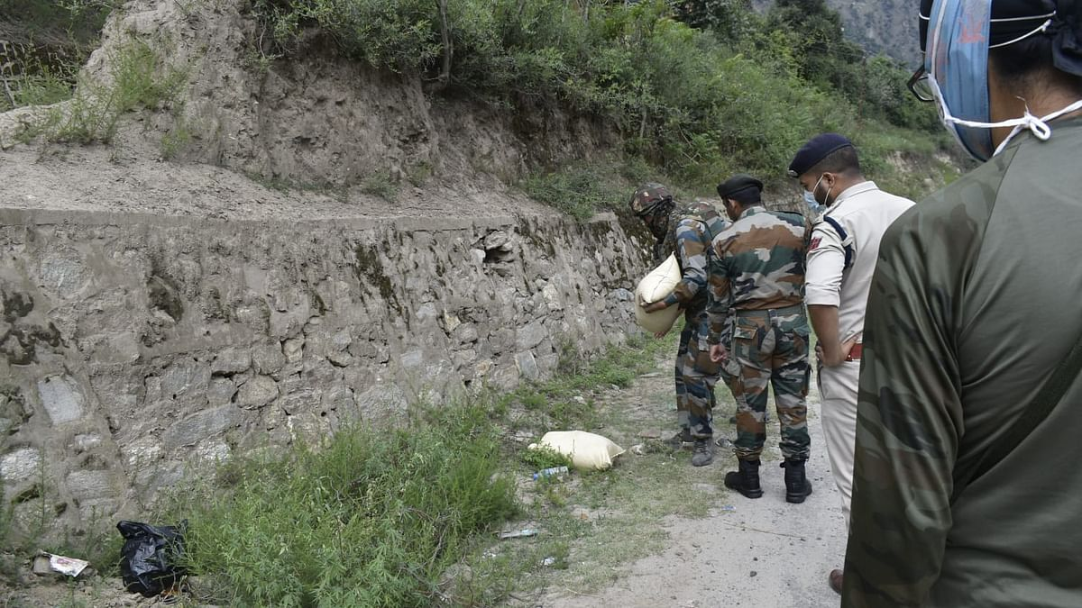 Suspected IED destroyed in J&K's Poonch