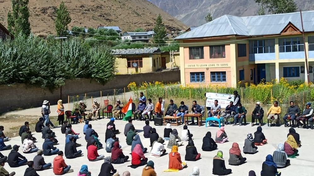 Kargil schools to reopen for classes 6-8 from Sept 1