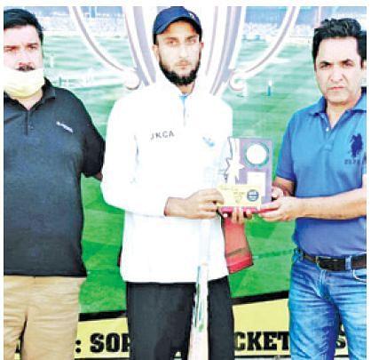 Sopore Cup 2021 Affarwat-XI beat SKCC Sopore  by 9 runs