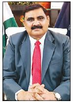 Manoj Pal Singh assumes charge as Principal Comm, IT Deptt Srinagar