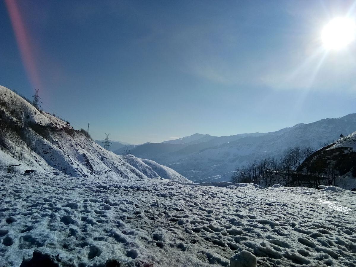 CLIMATE CHANGE: Hindukush Himalayas warming faster, says IPCC report