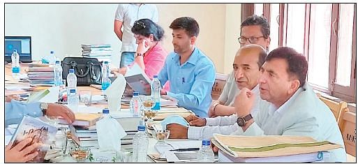 2ND UTLLACPC MEETING Augment libraries with resources for civil services exam: DG NLI