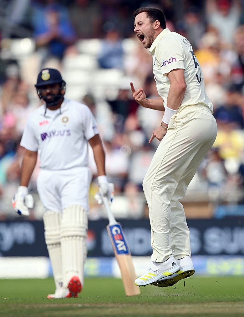 3rd Test: India bundled out for 78 on day 1