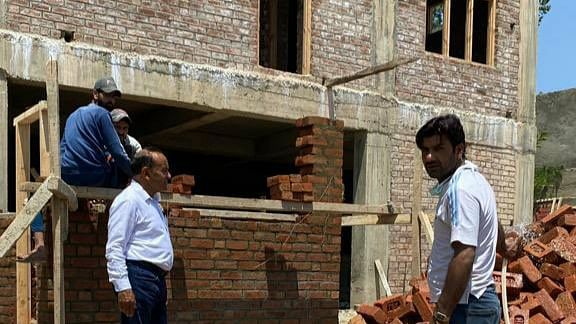 Tenders up to Rs 3 lakh to be restricted to residents of local J&K Panchayats