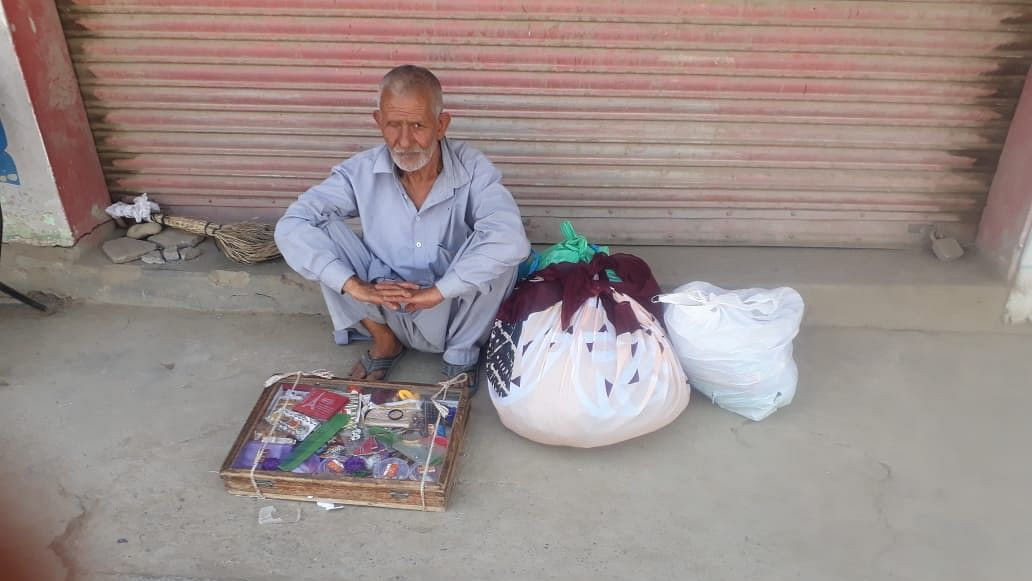 From barter system to digital transaction, this hawker has seen it all