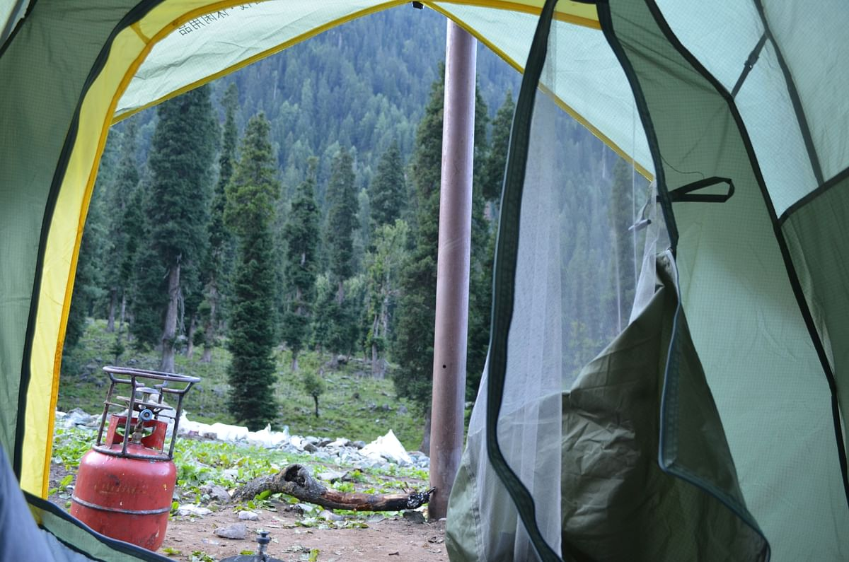 Pahalgam mountains go out of bounds for trekkers
