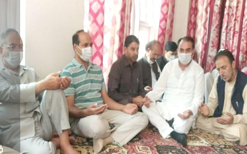 Apni Party demands security review of political activists