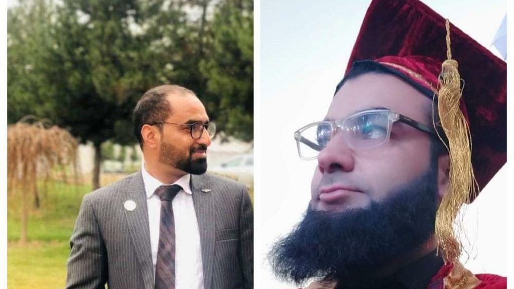 2 Kashmiri scholars stranded in Afghanistan