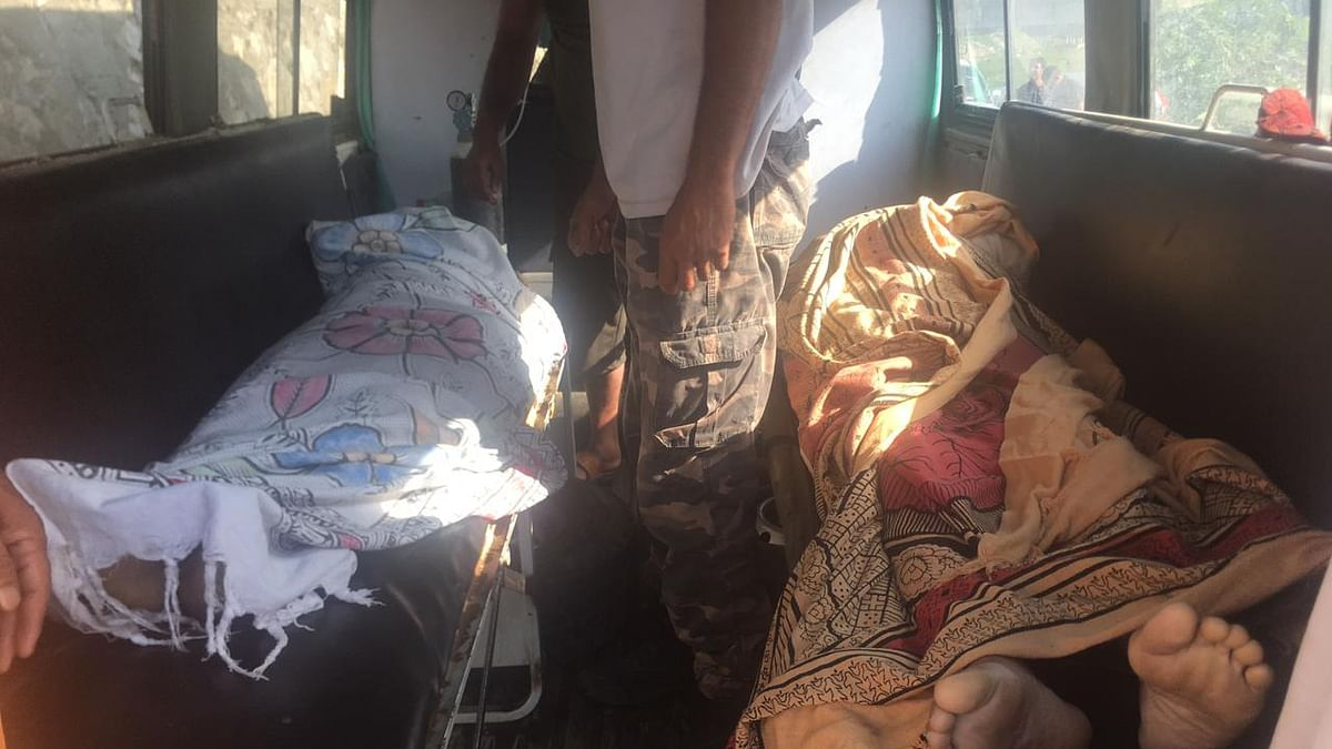 IGP Kashmir blames LeT for killing BJP sarpanch, his wife in Anantnag