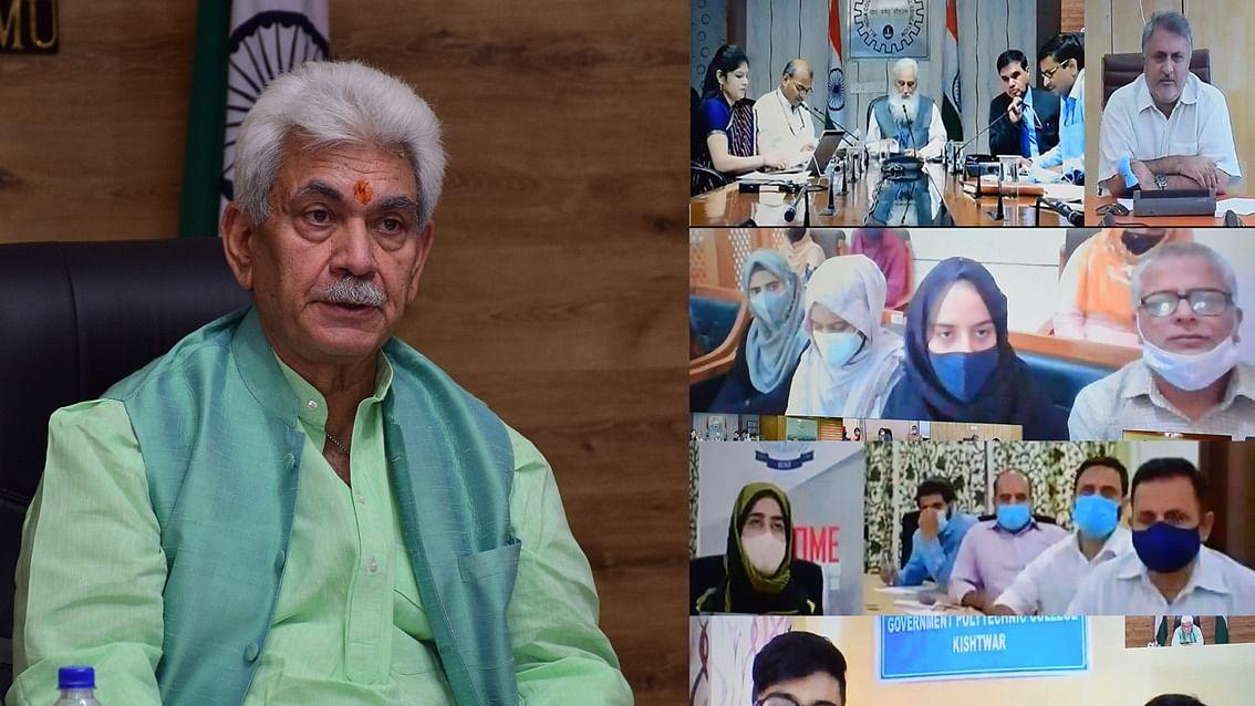 J&K govt creating gender-inclusive ecosystem: LG Manoj Sinha