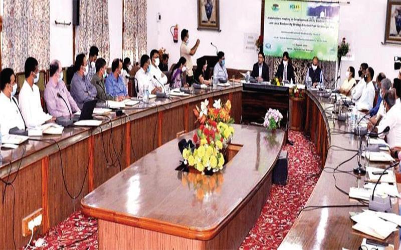 J&K Biodiversity Council organizes meeting on development of CBI for Srinagar
