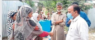 Water shortage sparks protest in Kupwara village