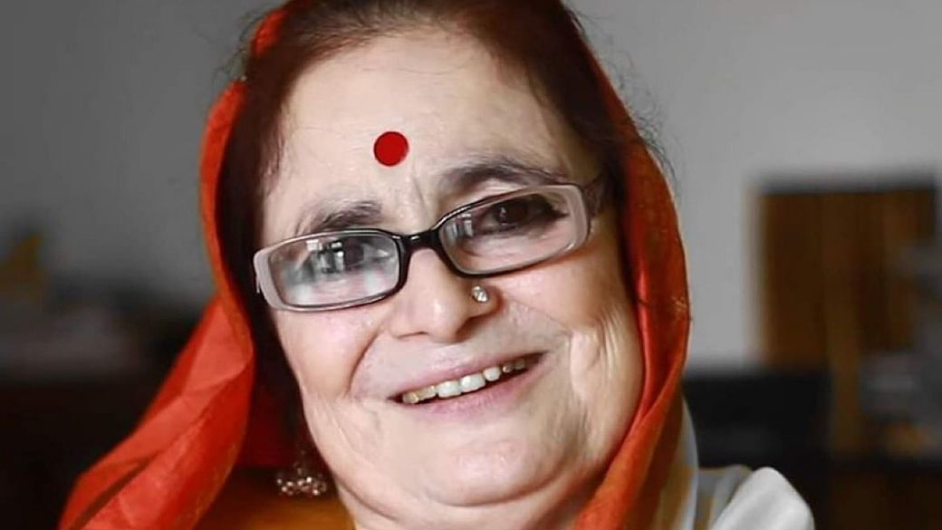 Padma Sachdev Padma Shri Awardee and Dogri Writer and Poet Passed Away at 81