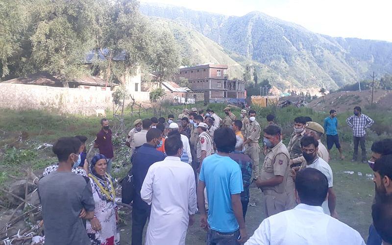 Banihal blast act of sabotage: SP Ramban