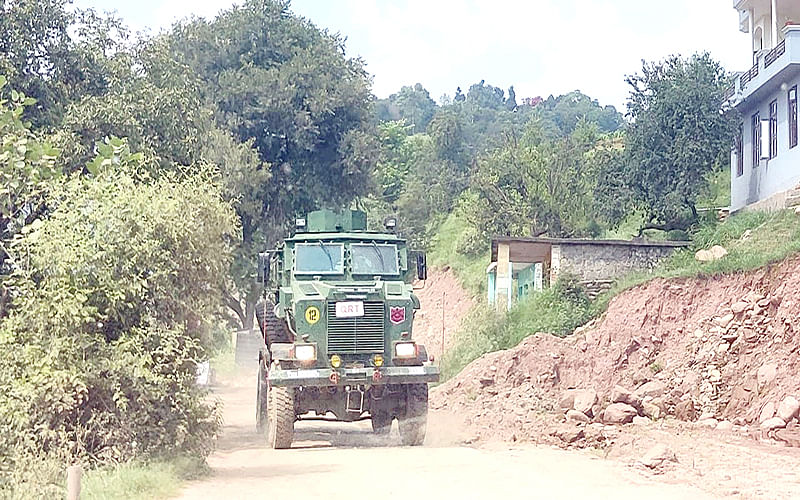 Rajouri operation: Day 4   CASO in 2 more villages; manhunt on for hiding militants